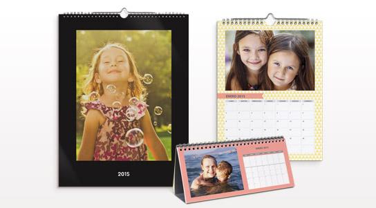 Groupon Calendario.Revelado De Fotos Digitales Online Photobox