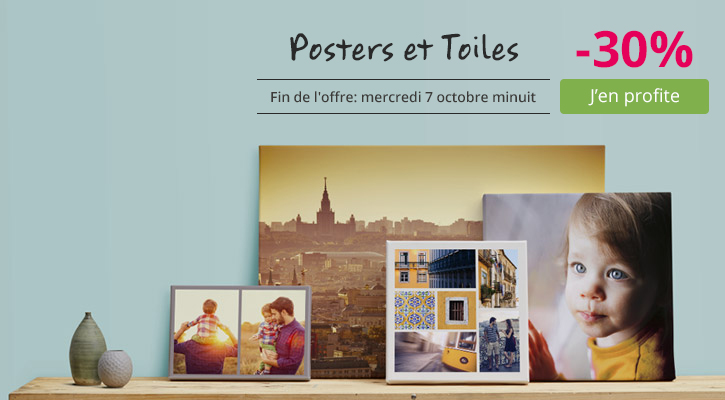 Posters et Toiles