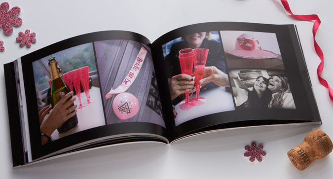 Small Softcover Photo Book