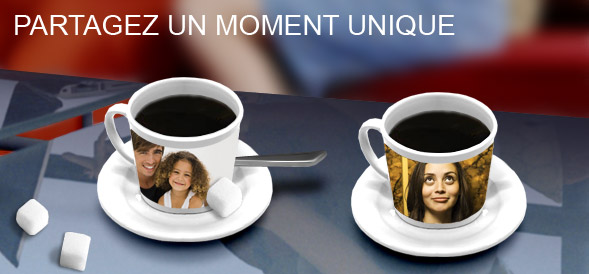 tasse caf personnalis e avec votre photo photobox. Black Bedroom Furniture Sets. Home Design Ideas