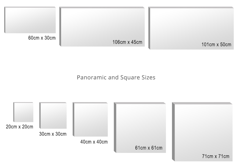 Standard Painting Canvas Sizes All About Art Standard