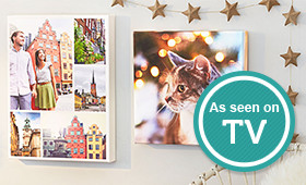 Canvas Prints Up to 50% OFF