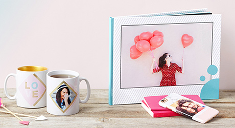 Personalised Valentine's Photo Books