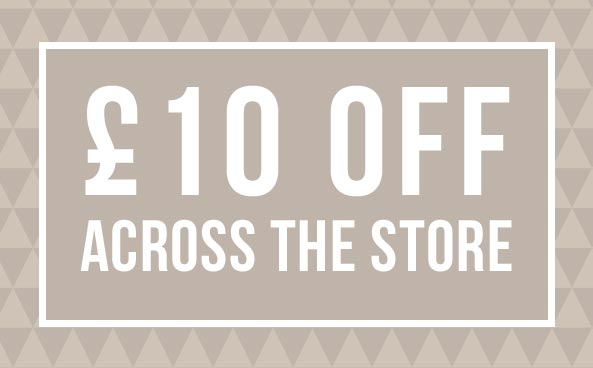 £10 off orders over £30 Use discount code: 30SAVE10