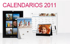 Calendarios personalizados 2011
