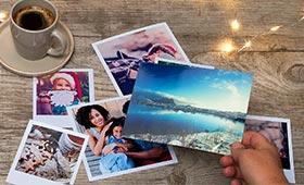 Standard Photo Prints 25% OFF when you buy 75+