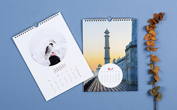 Photo Calendars Up to 30% off