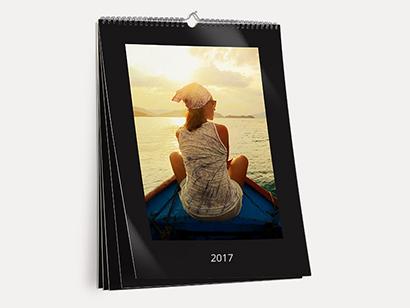 Photobox Calendrier Mural.Imprimer Un Calendrier Photo Mural A4 Ou A3 Photobox
