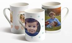 Themed Porcelain Mug