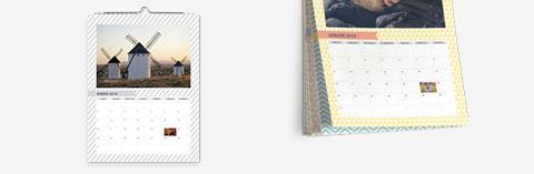 Calendario online A4