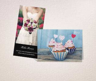 CARTES & FAIRE PART PHOTO