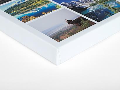 Leinwand Collage: professionelle Leinwand von PhotoBox | Photobox