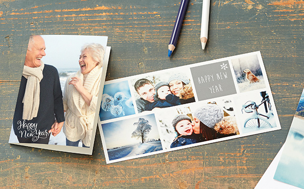 Personalised Photo Cards 3 for 2 Mix & Match on Card Packs