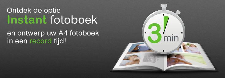 Instant Fotoboek