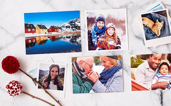 Photo Prints 100 FREE Photo Prints when you buy 50