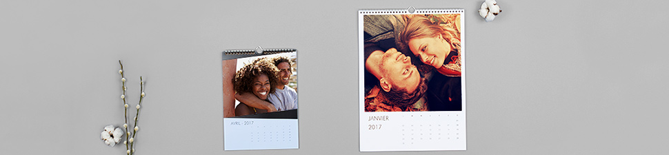 Persoonlijke fotokalenders en foto-agenda's