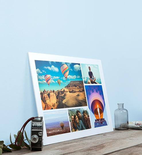 Collage photo sur forex
