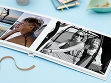 A4 & A3 Lay Flat Photo Books