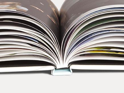 Couverture molletonnée et Reliure du Livre Coffret Premium