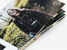Álbum Maxi Hofmann<br /> Impressão fotográfica