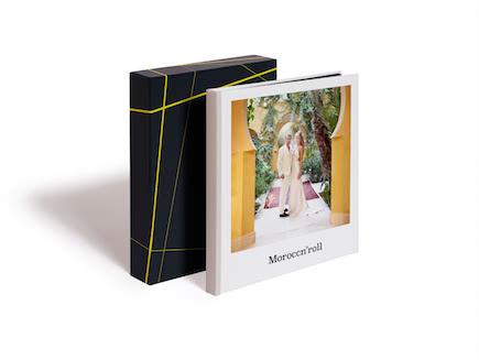 Livre Photo Coffret Premium avec photos de Mariage