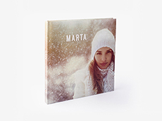 Álbum Maxi Hofmann<br /> Opción: Impresión digital
