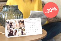 Calendario Mesa:-30%