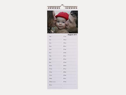 Personalisierte Fotokalender - Photobox