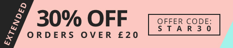 30% off orders over £20