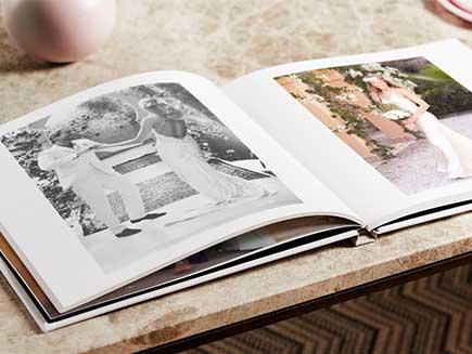 Livre Photo Coffret Premium dans un Coffret
