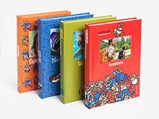 Álbum Classic Kukuxumusu<br /> Opción: Impresión digital