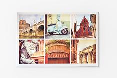 Lienzos Collage