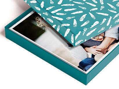 Album digital Premium con cubierta acolchada - Photobox