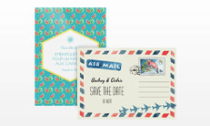 Cartes Save-The-Date