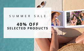Summer Sale 40% off Selected Products