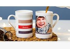 Up to 35% off Photo Mugs