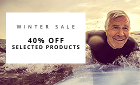 Winter Sale 40% off Selected Products