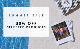 Summer Sale 30% off Selected Products