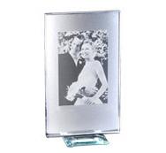 Foto op Glas