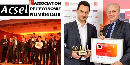 PhotoBox est élu pure player lors des ACSEL 2013