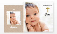 Christening / Holy Communion Invitations