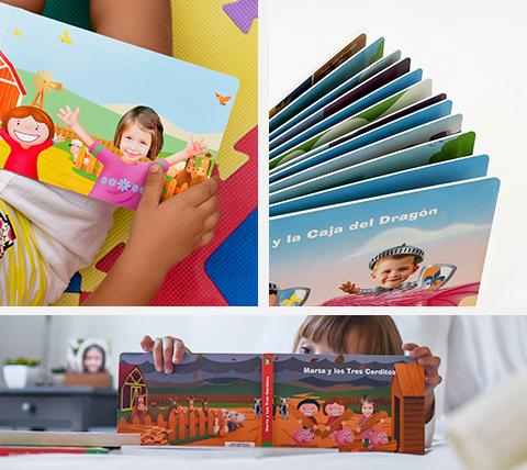 Historias protagonizadas por los más pequeños