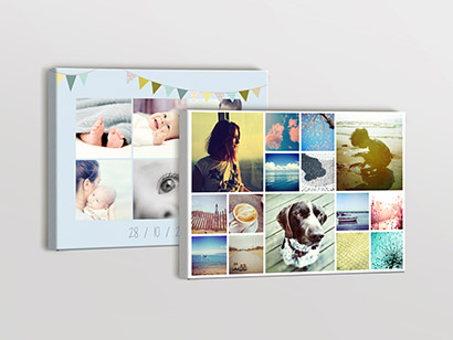 leinwand collage professionelle leinwand von photobox photobox. Black Bedroom Furniture Sets. Home Design Ideas