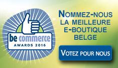 Votez pour nous ! Becommerce Awards 2016