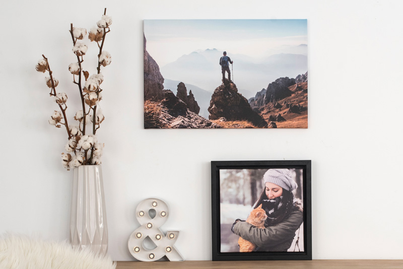 Lienzos personalizados con foto hofmann - Lienzos para decorar ...