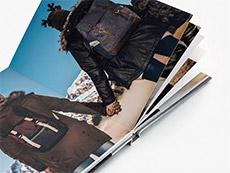 Álbum Classic Panorâmico<br /> Impressão fotográfica
