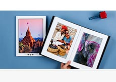 Up to 50% off Photo Books