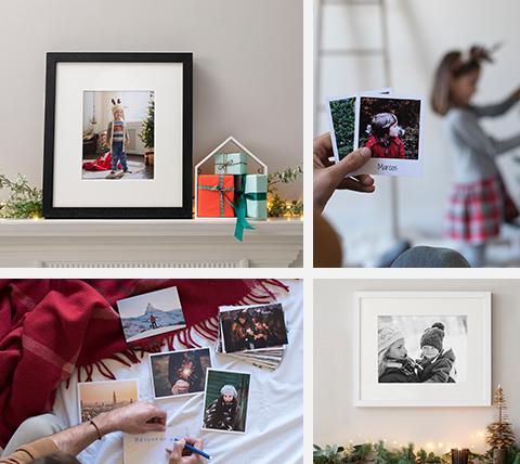 Imprime tus fotos favoritas y personaliza tu decoración