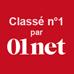 Classé numéro 1 par 01net