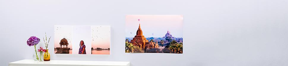 Decoratie-ideeën met foto's